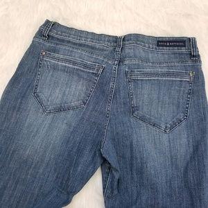 Rock & Republic Jeans - Rock & Republic emo Jean's skinny straight 14
